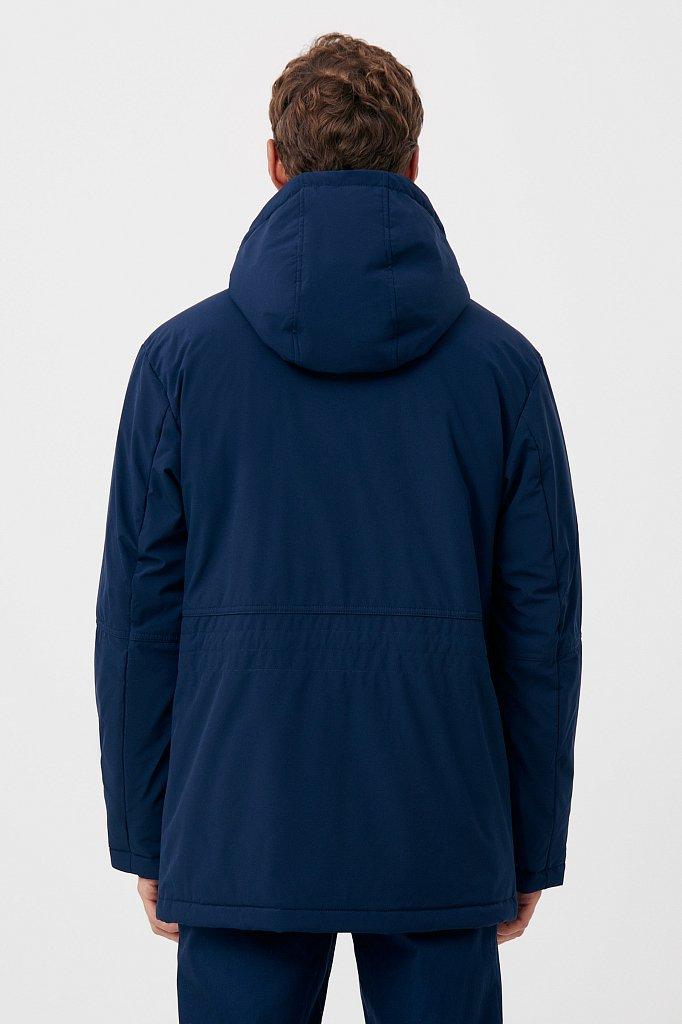 Демисезонная куртка мужская свободного кроя, Модель FAB21049, Фото №4