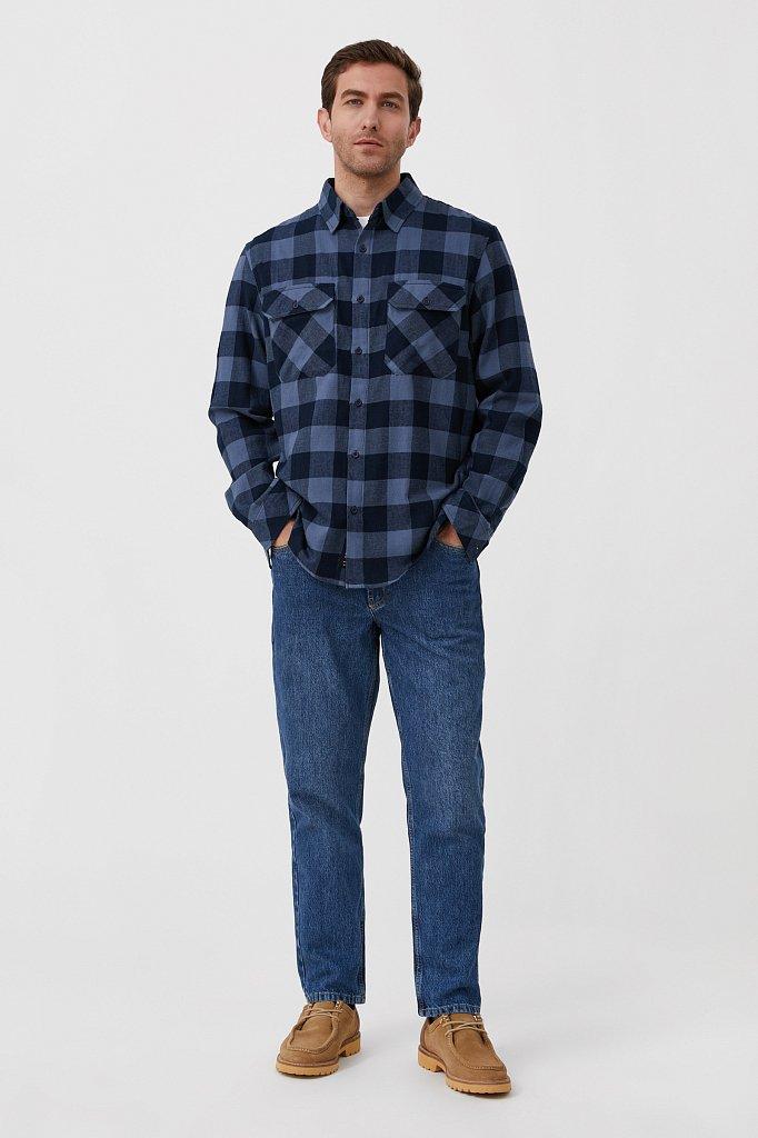 Верхняя сорочка мужская, Модель FAB21057, Фото №2