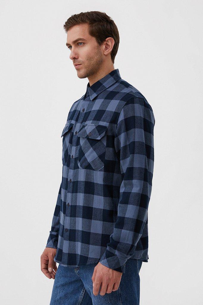 Верхняя сорочка мужская, Модель FAB21057, Фото №3