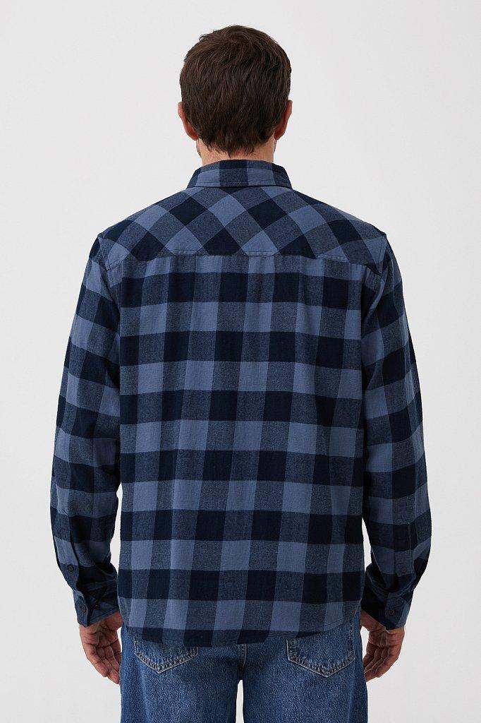 Верхняя сорочка мужская, Модель FAB21057, Фото №4