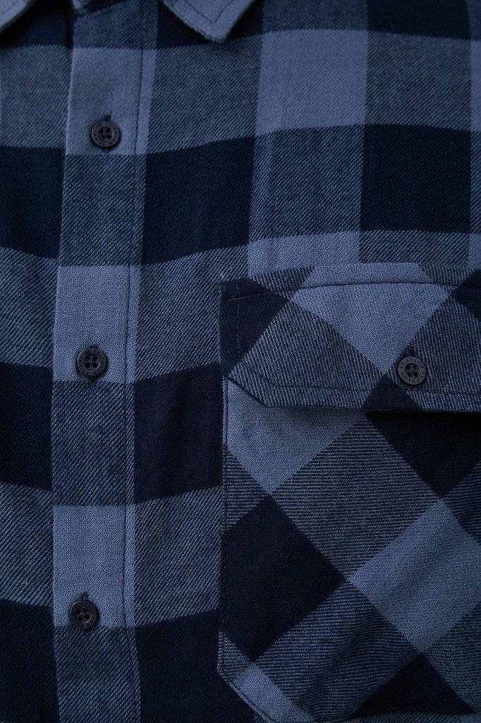 Верхняя сорочка мужская, Модель FAB21057, Фото №5