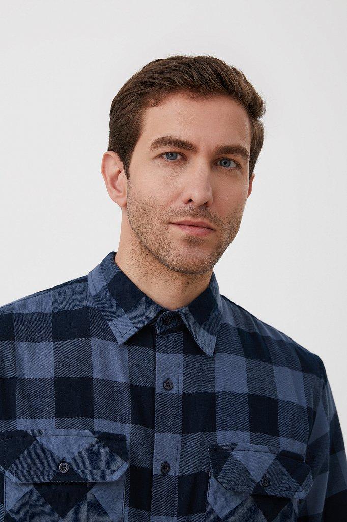 Верхняя сорочка мужская, Модель FAB21057, Фото №6