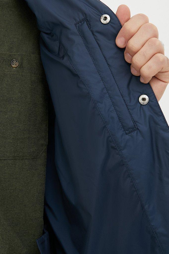 Куртка мужская, Модель FAB21082, Фото №4