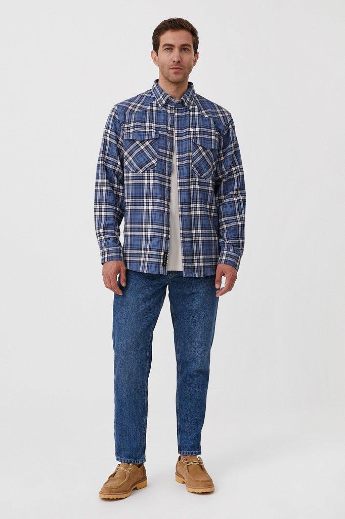 Рубашка мужская, Модель FAB21055, Фото №2