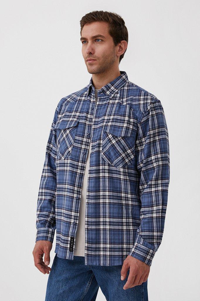 Рубашка мужская, Модель FAB21055, Фото №3