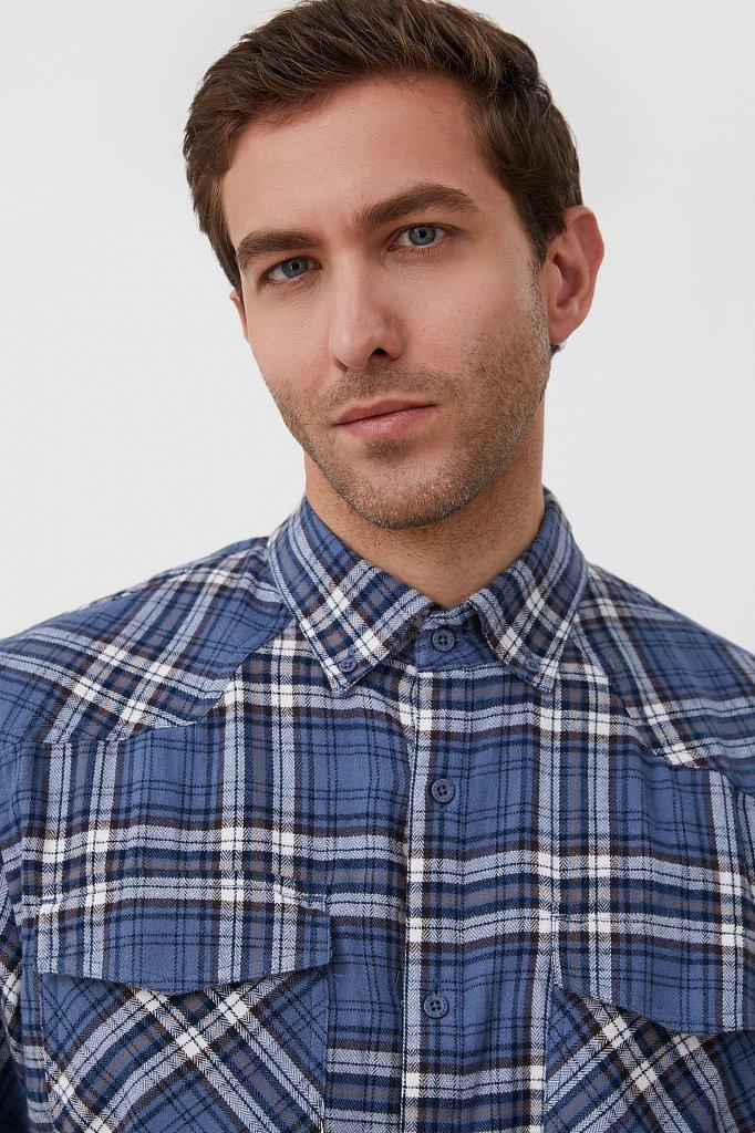 Рубашка мужская, Модель FAB21055, Фото №6