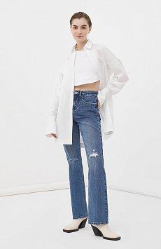 Брюки женские (джинсы) FAB15013