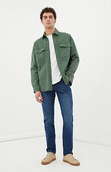 Слегка зауженные мужские джинсы slim fit FAB25005