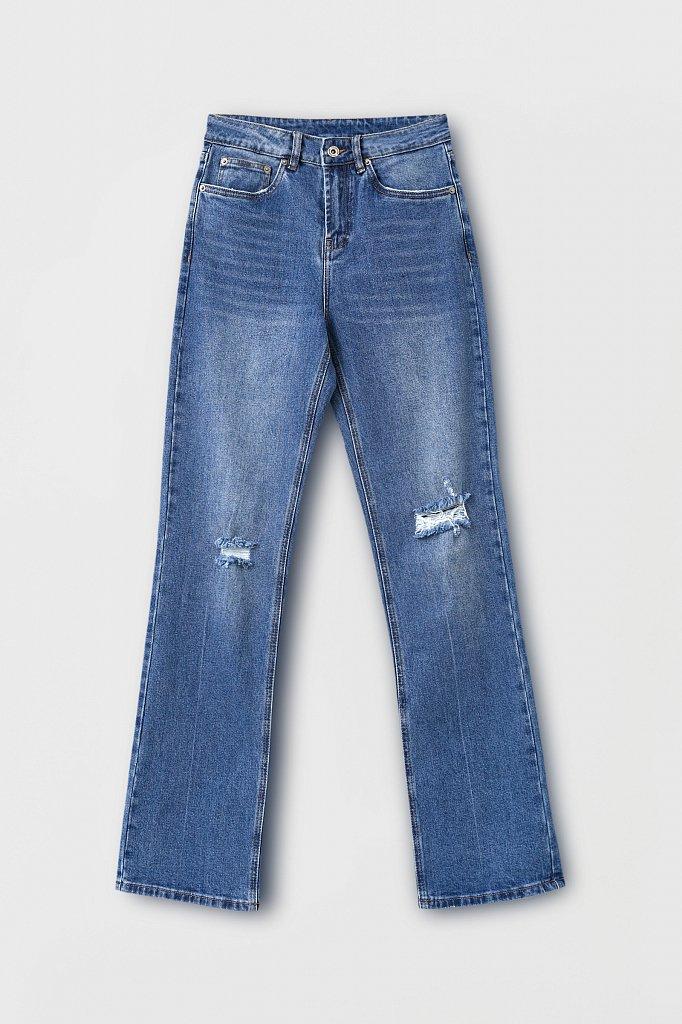 Брюки женские (джинсы), Модель FAB15013, Фото №7