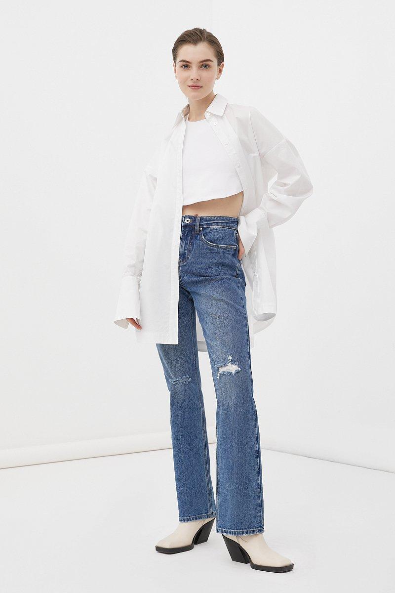 Брюки женские (джинсы), Модель FAB15013, Фото №1