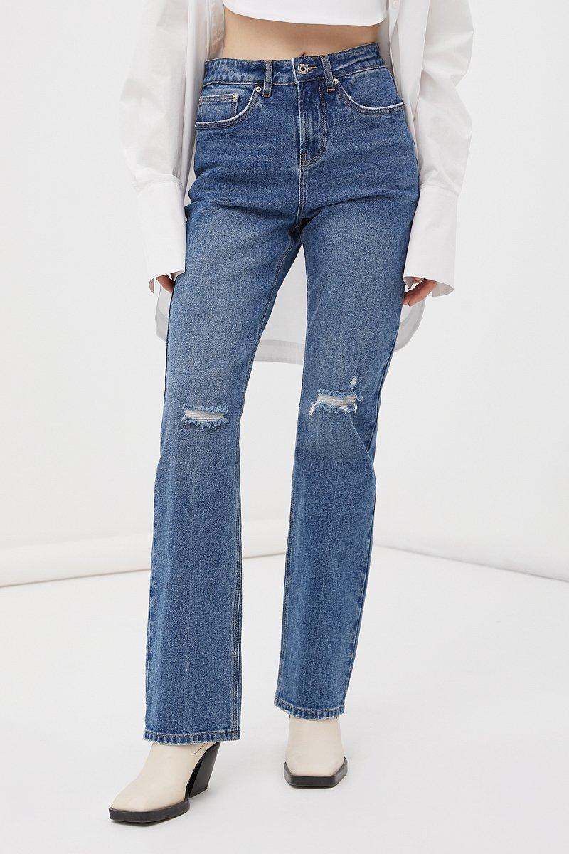 Брюки женские (джинсы), Модель FAB15013, Фото №2