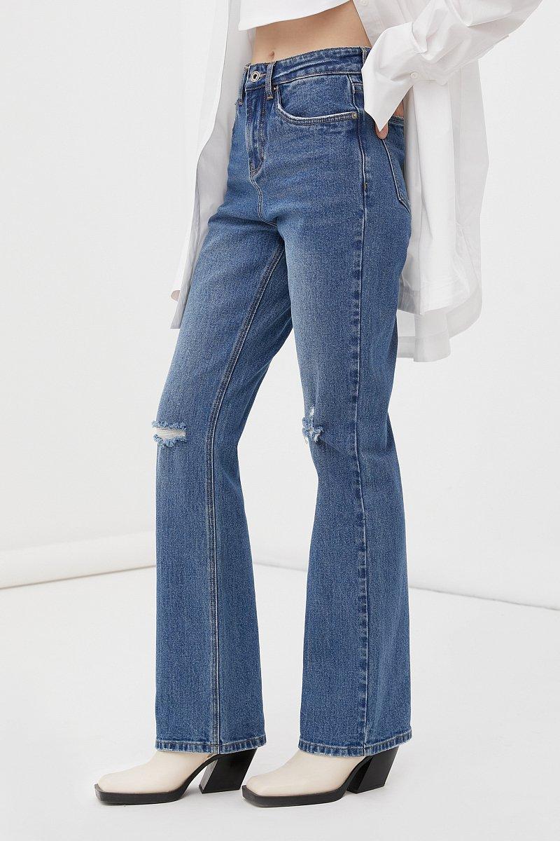 Брюки женские (джинсы), Модель FAB15013, Фото №3