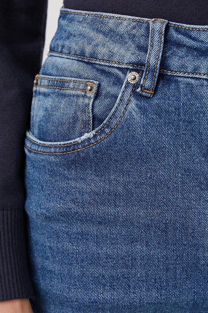 Брюки женские (джинсы), Модель FAB15013, Фото №5