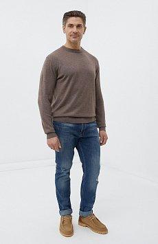 Классические прямые мужские джинсы straight fit FAB25001