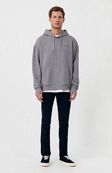 Слегка зауженные мужские джинсы slim fit FAB25014