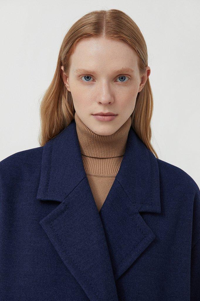 Пальто женское, Модель FAB11041, Фото №6