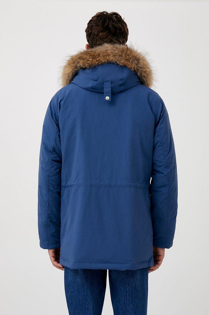 Пальто мужское, Модель FAB21066, Фото №5