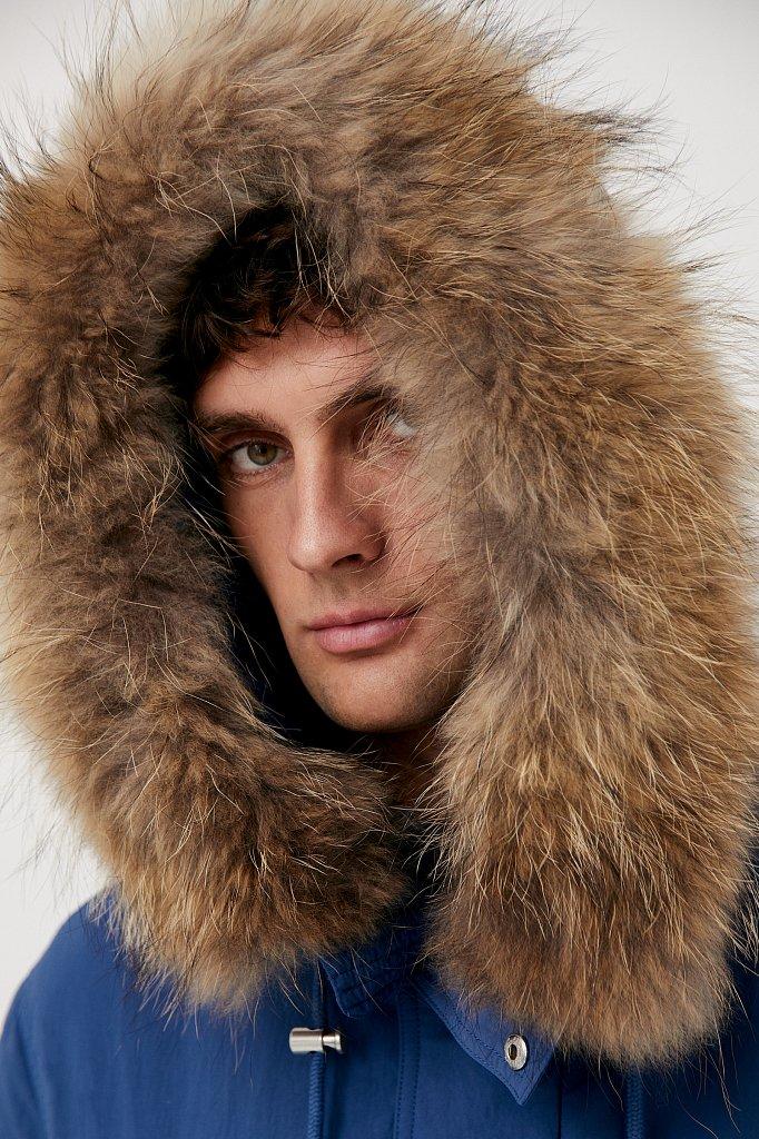 Пальто мужское, Модель FAB21066, Фото №6