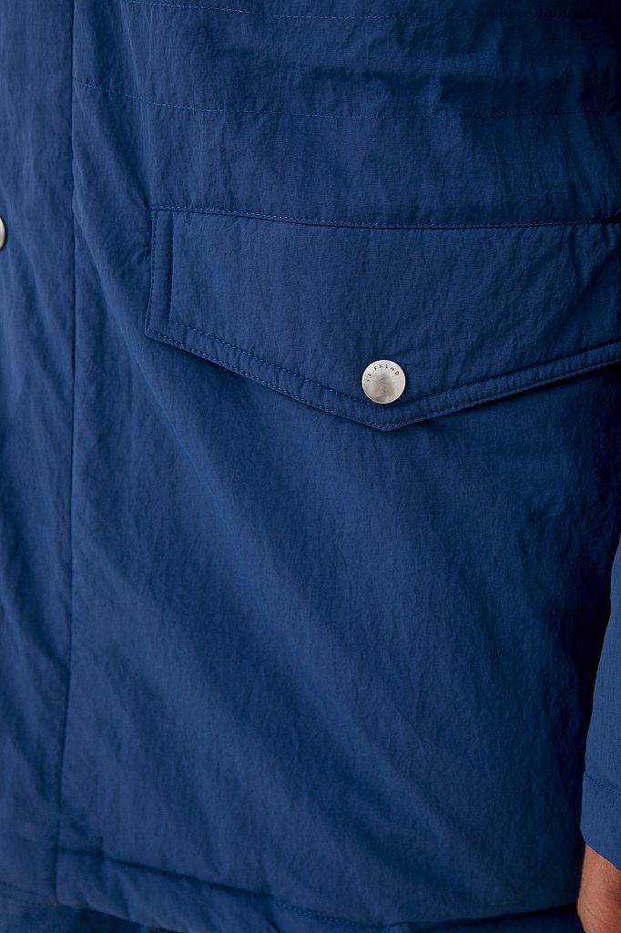 Пальто мужское, Модель FAB21066, Фото №7