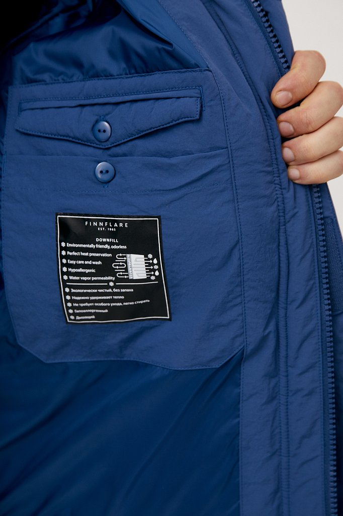 Куртка мужская, Модель FAB21067, Фото №4
