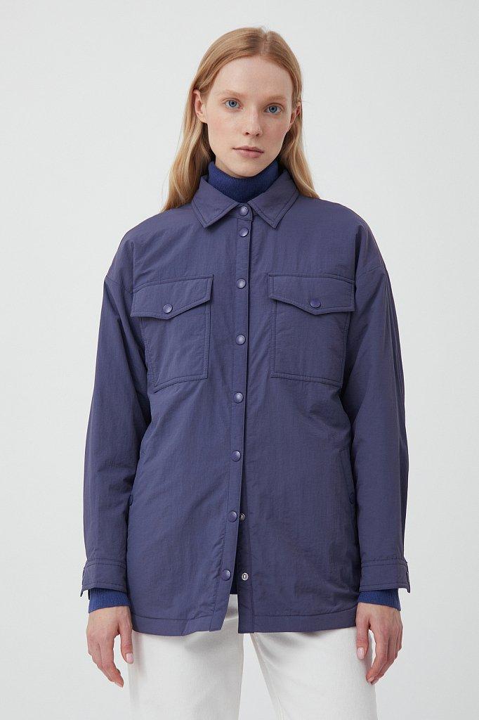 Куртка женская, Модель FAB11064, Фото №1