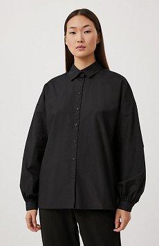 Женская рубашка оверсайз с объемными рукавами FAB110114