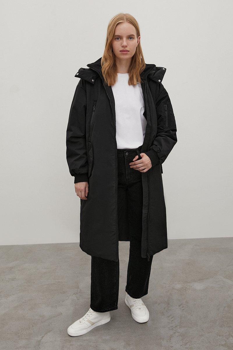 Пальто женское, Модель FAB11008, Фото №2