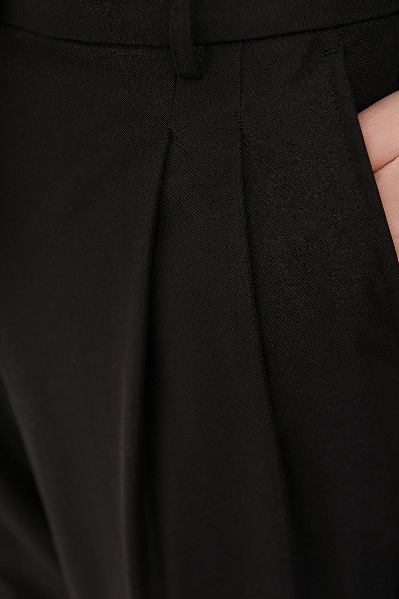 Женские брюки чинос на средней посадке, Модель FAB11010, Фото №5