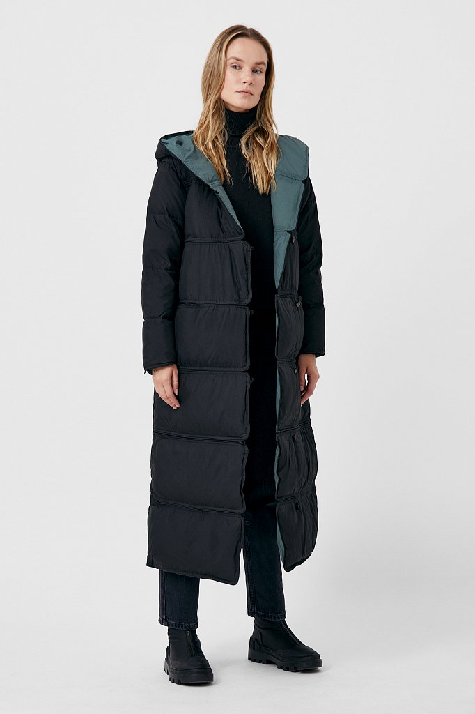 Пальто женское, Модель FAB110153, Фото №2