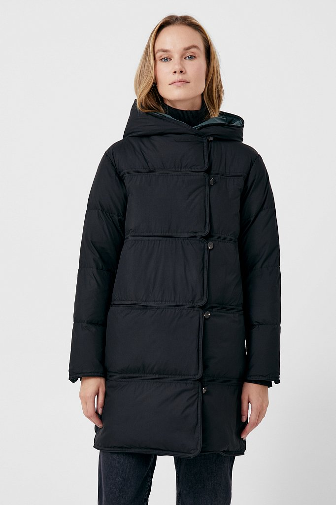 Пальто женское, Модель FAB110153, Фото №3