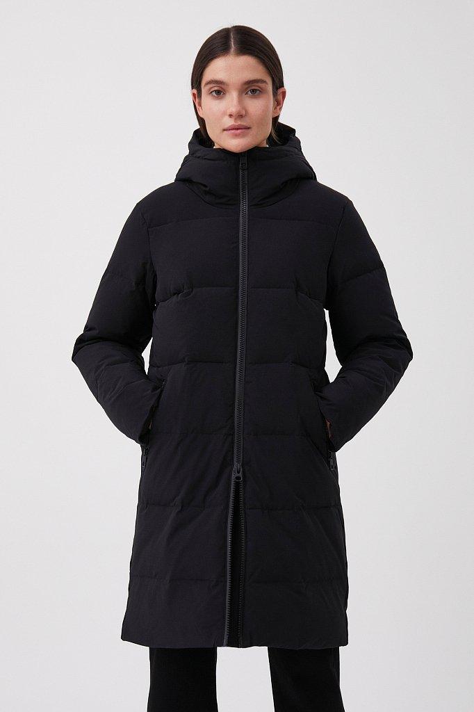 Пальто женское, Модель FAB11015, Фото №1