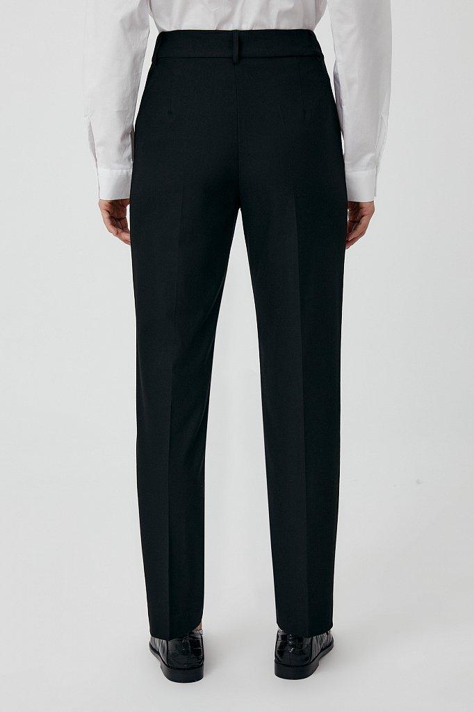 Классические женские брюки со стрелками, Модель FAB11035R, Фото №4