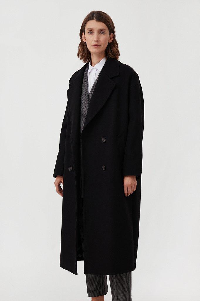 Пальто женское, Модель FAB11041, Фото №3