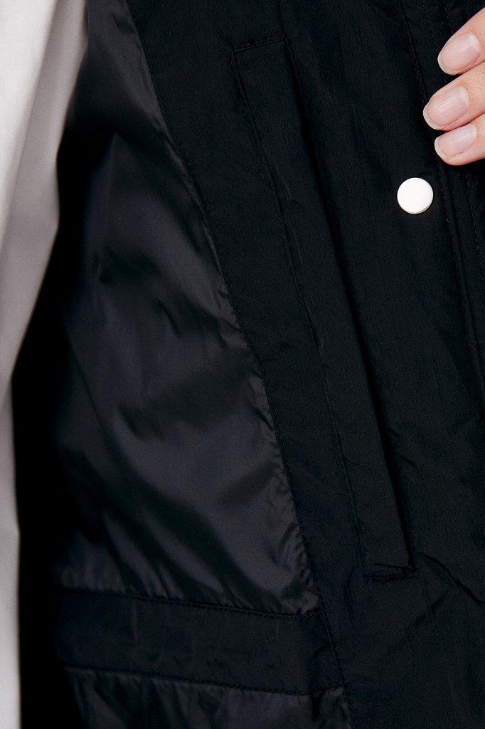 Полупальто женское, Модель FAB11087, Фото №4