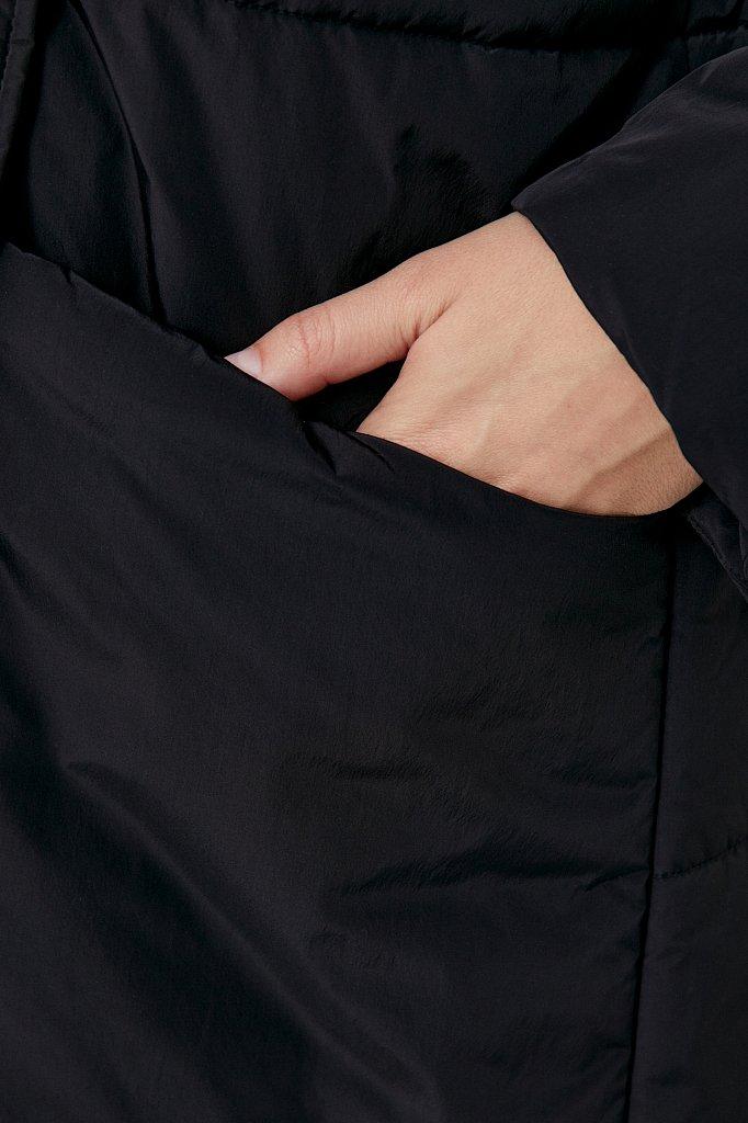 Полупальто женское, Модель FAB11087, Фото №7