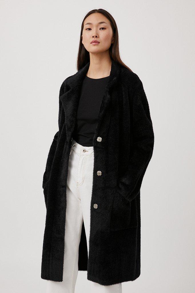 Пальто женское, Модель FAB11103, Фото №2