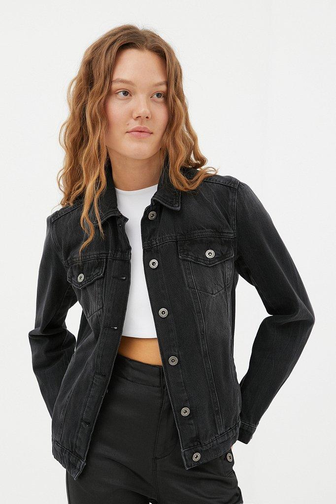 Куртка женская, Модель FAB15021, Фото №1