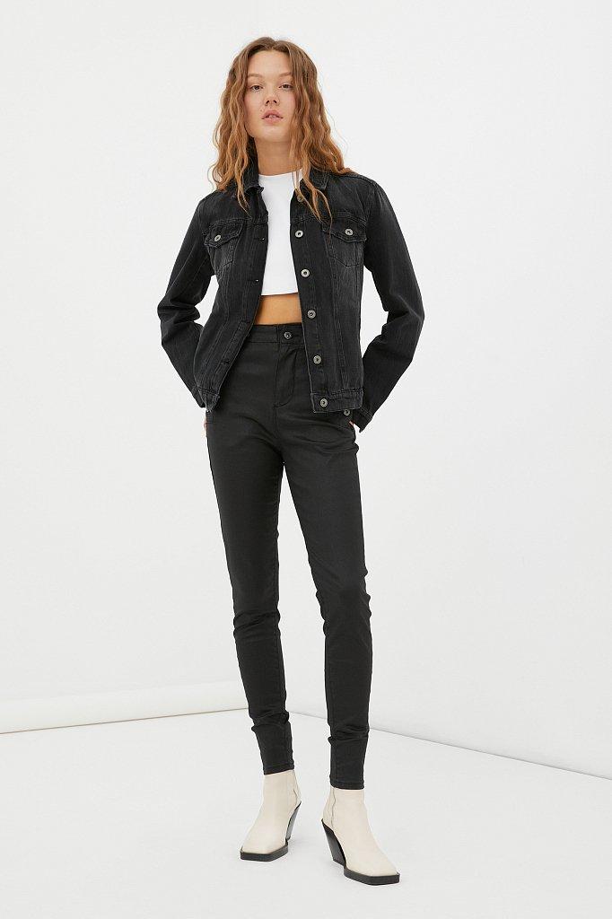 Куртка женская, Модель FAB15021, Фото №2