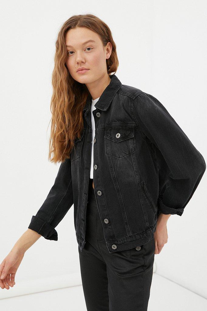 Куртка женская, Модель FAB15021, Фото №3