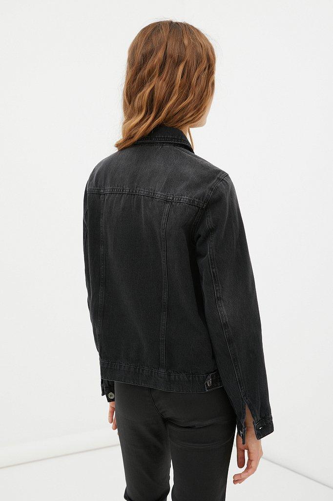 Куртка женская, Модель FAB15021, Фото №4