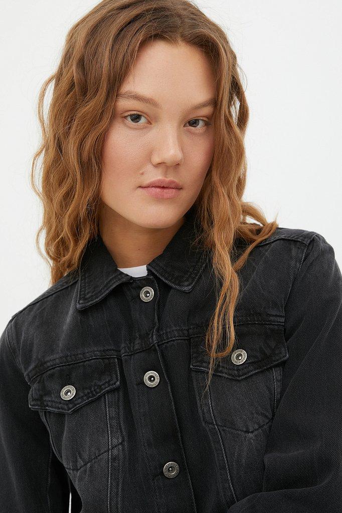 Куртка женская, Модель FAB15021, Фото №5
