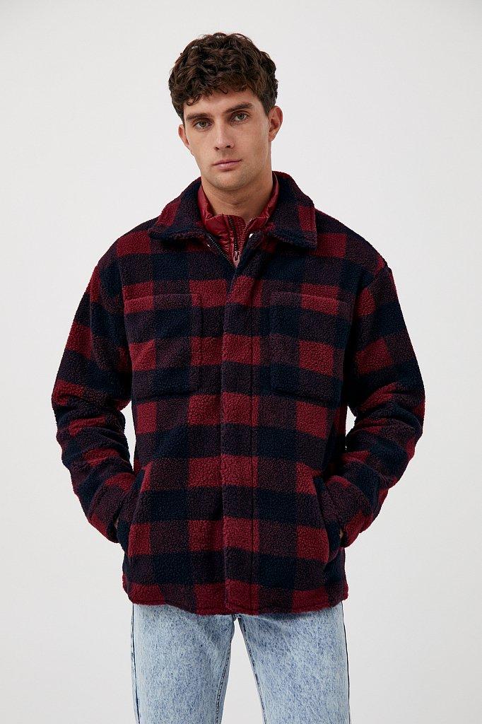 Куртка мужская, Модель FAB210103, Фото №1