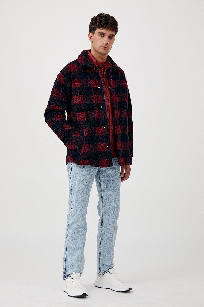 Куртка мужская, Модель FAB210103, Фото №2