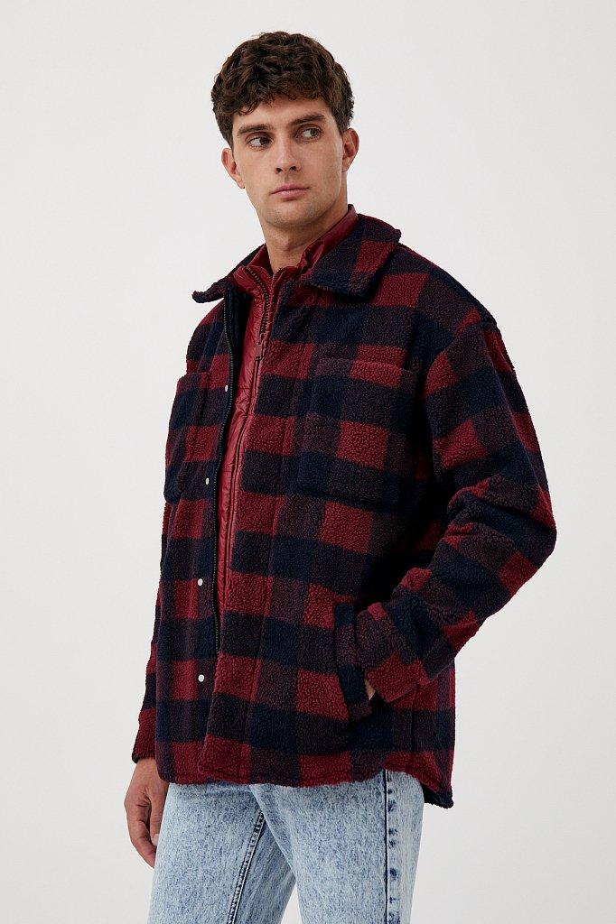 Куртка мужская, Модель FAB210103, Фото №3