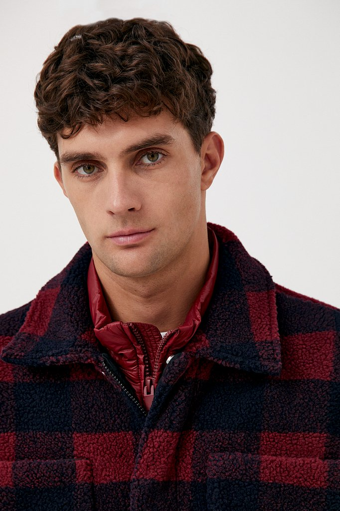 Куртка мужская, Модель FAB210103, Фото №6