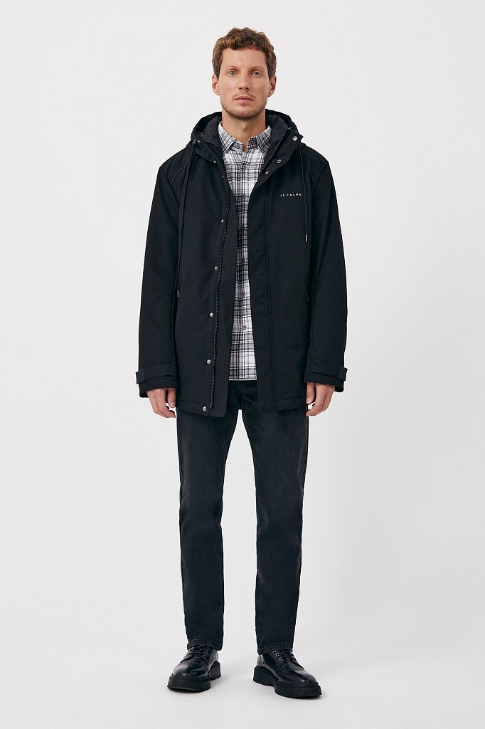 Куртка мужская, Модель FAB21030, Фото №2