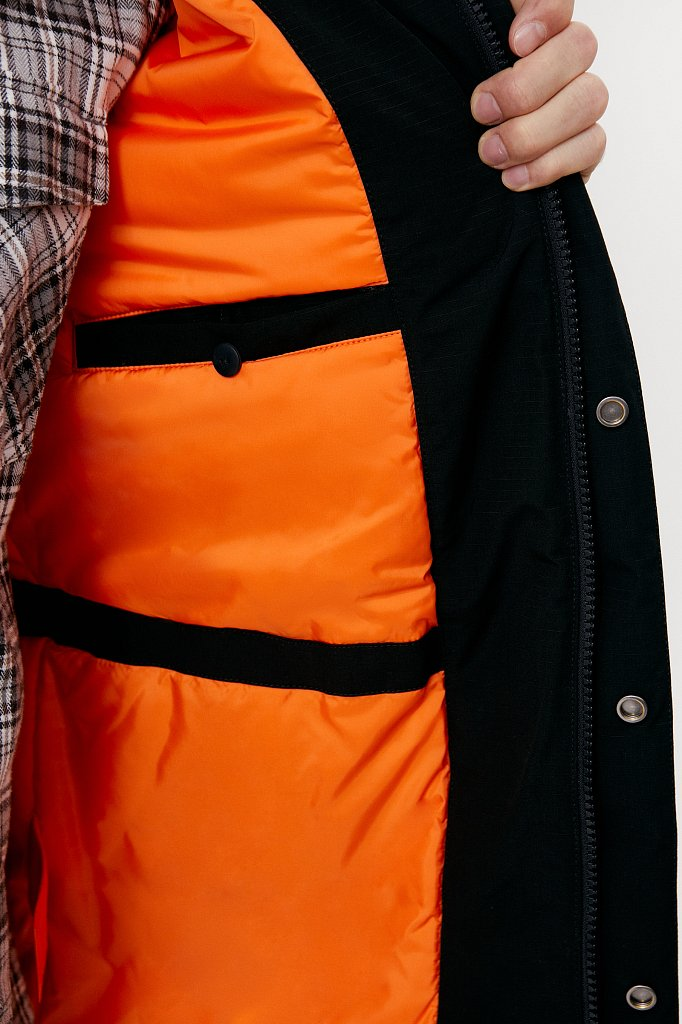Куртка мужская, Модель FAB21030, Фото №6