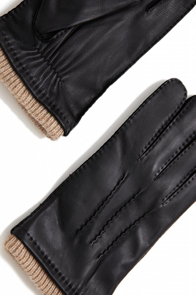 Перчатки мужские, Модель FAB21313, Фото №2