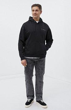 Классические прямые мужские джинсы straight fit FAB25009
