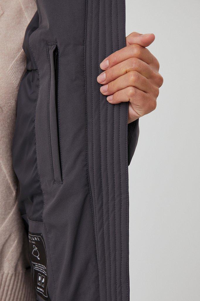 Пальто женское, Модель FAB11015, Фото №4